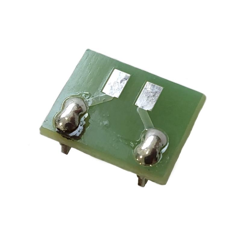 Terminales para motor con conectores hembra  Esta placa puede ir ensamblada en los siguientes motores:  -Motor DC 9v -Motor DC 12v -Motor DC 13v