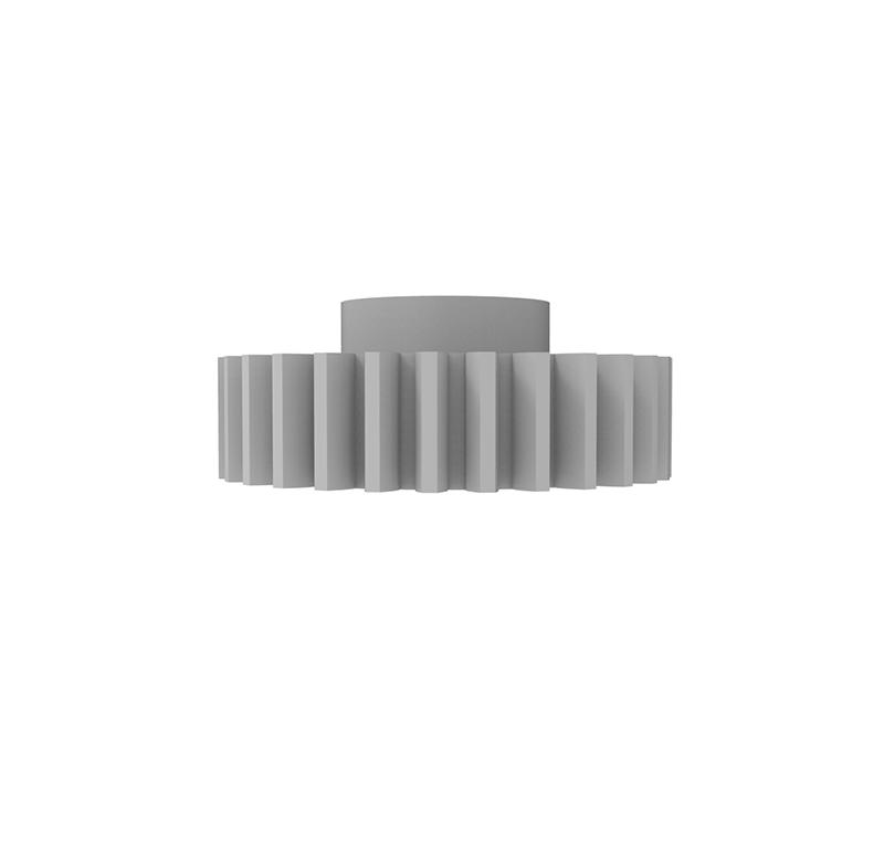 Engranaje de plástico Módulo 1.250, Dientes 29Z, Forma con bulon