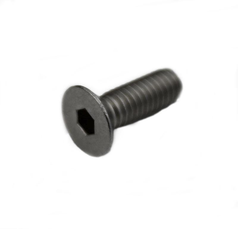 Tornillo Diámetro 3.00mm, Longitud 6.00mm, Tipo rosca métrica  (Pack de 30)