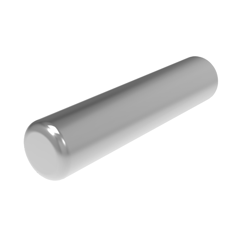 Eje Diametro 3.00mm, Longitud 13.80mm