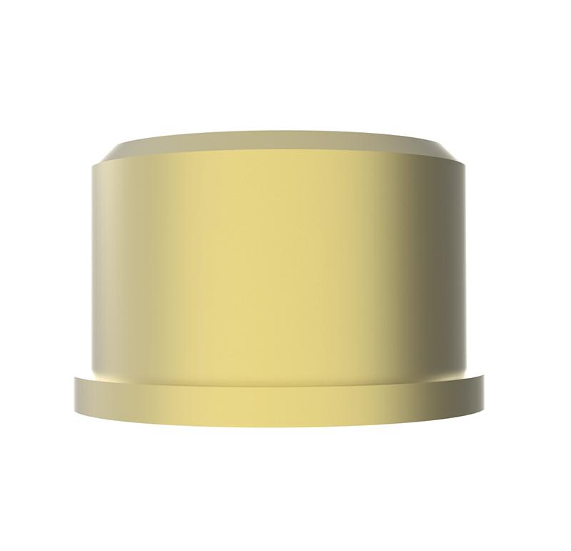Casquillo Diametro interior 6.02mm, Longitud 6.80mm, Material Laton