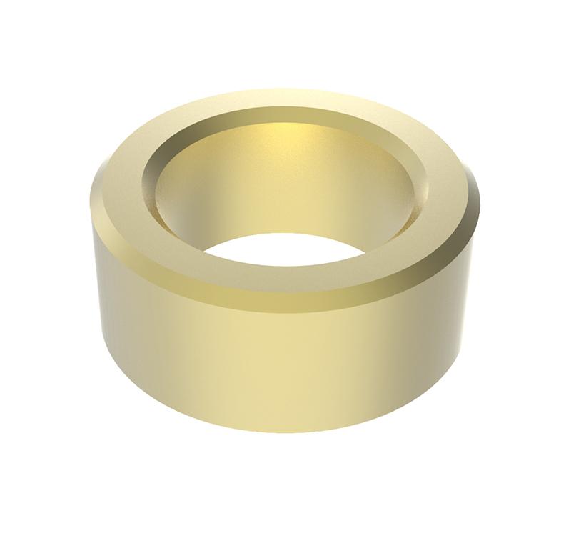 Casquillo Diametro interior 6.00mm, Longitud 4.00mm, Material Bronce sinterizado