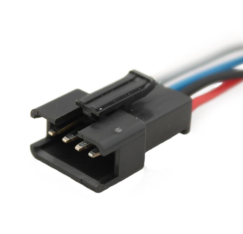 Cable con 2 terminales