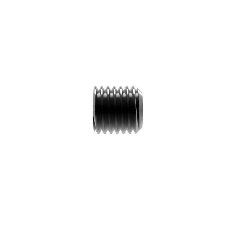 Roscón M3X3 DIN 913, Tipo rosca métrica (Pack de 30)