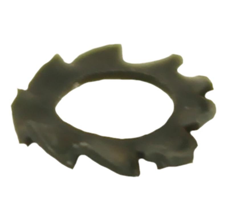 Arandela Diametro interior 3.20mm, Espesor 1.00mm, Tipo abanico (Pack de 30)