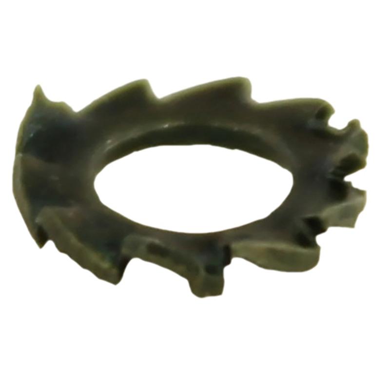 Arandela Diametro interior 3.70mm, Espesor 0.70mm, Tipo abanico (Pack de 30)