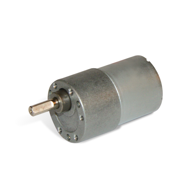 Gear motor dc 6v 15rpm ref 007655 6 mootio components for Dc gear motor 6v