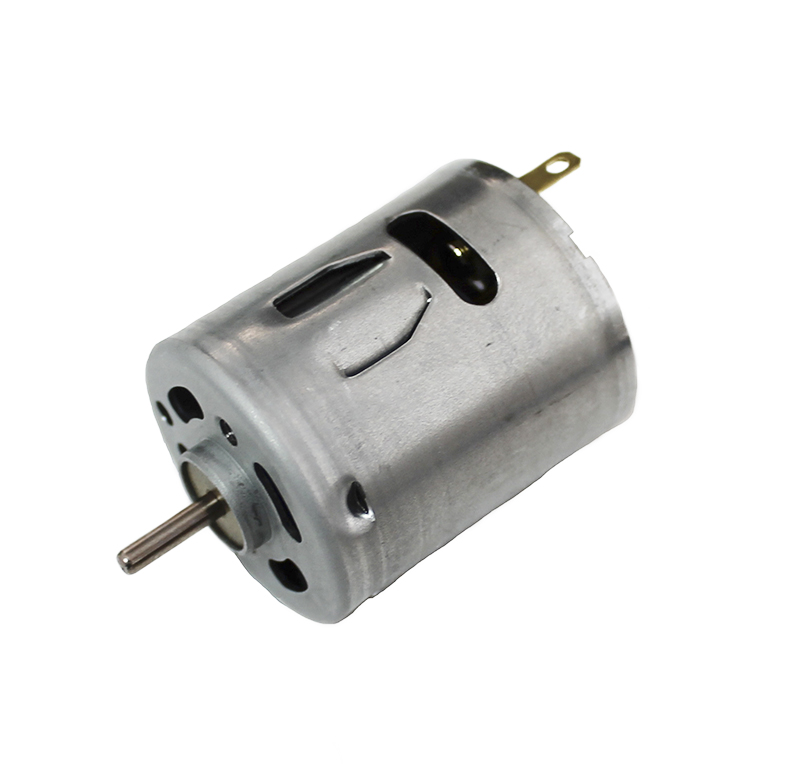 Motor Current DC, Voltage 24.00V, R.P.M. 12600rpm - RS-360 SH 14280