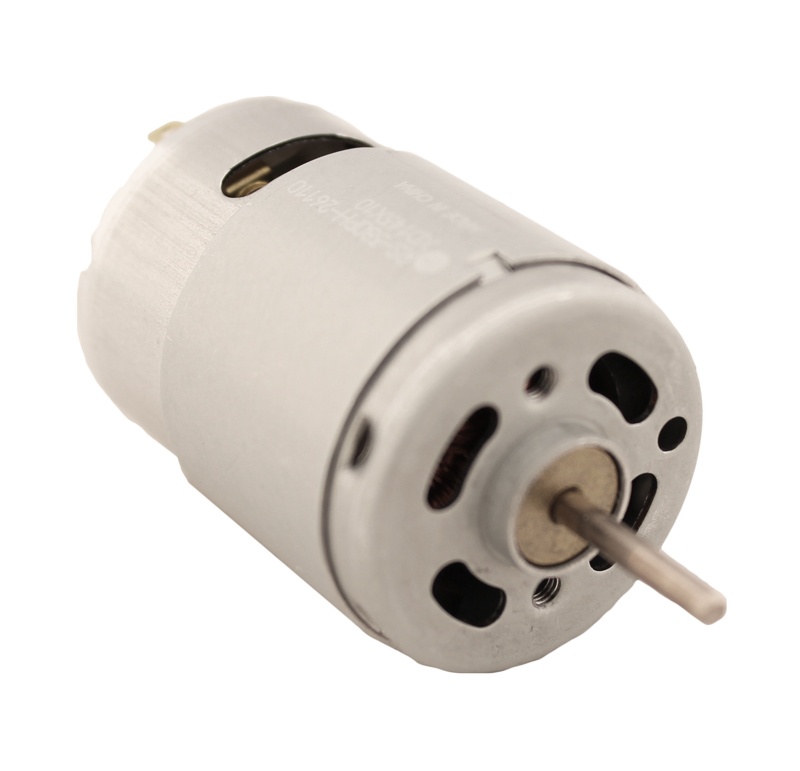 Motor Current DC, Voltage 24.00V, R.P.M. 20500rpm - RS-380 PH 26110 DV.