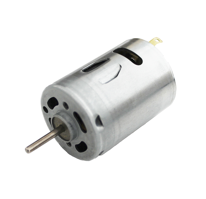 Motor Current DC, Voltage 24.00V, R.P.M. 5500rpm - RS-385 SH 10250 DV.