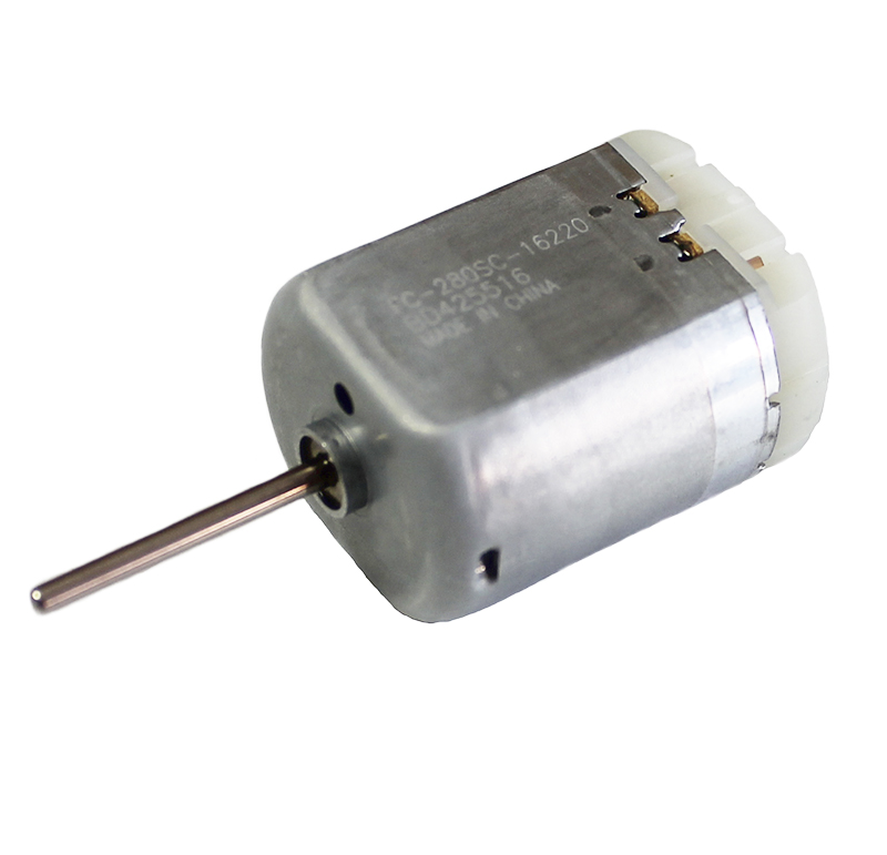 Motor Current DC, Voltage 12.00V, R.P.M. 7900.00rpm - FC-280SC-16220