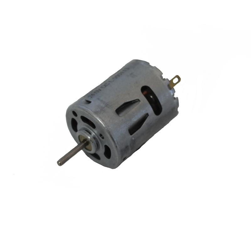 Motor Current DC, Voltage 24.00V, R.P.M. 6600rpm - ARS-365 SM 10290