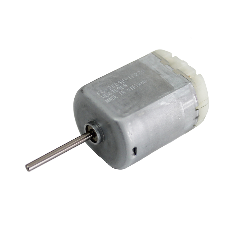 Motor Current DC, Voltage 9.00V, R.P.M. 5850.00rpm - FC-280SB-16220