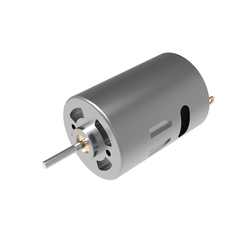Motor Current DC, Voltage 24.00V, R.P.M. 4000.00rpm - HC385MG