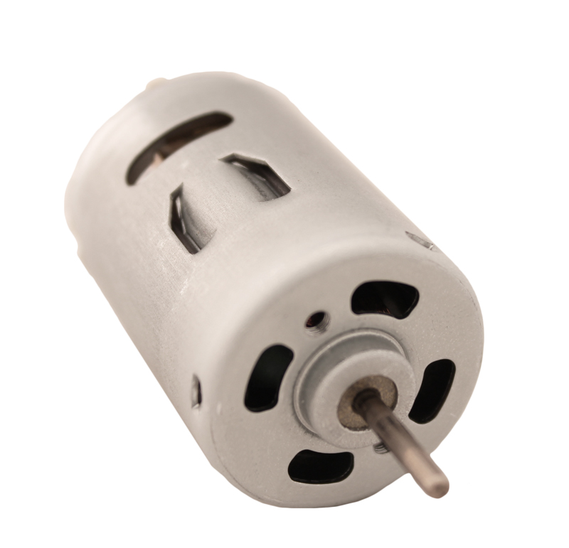 Motor Current DC, Voltage 6.00V, 2800rpm - HC385MG