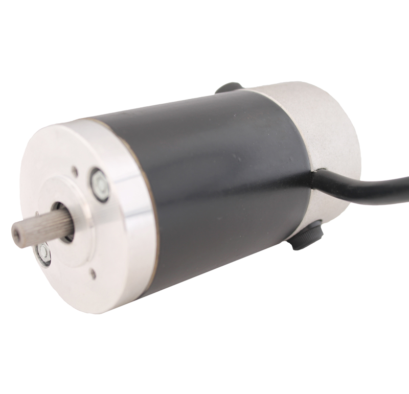 Motor Current DC, Voltage 24.00V, R.P.M. 5100rpm - CC-64/50