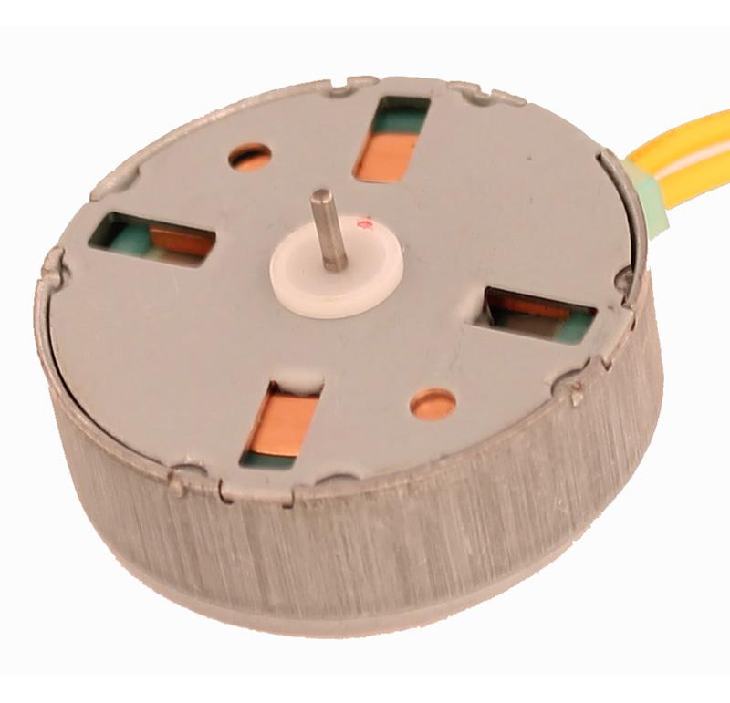 Motor Current AC, Voltage 230.00V, R.P.M. 500rpm