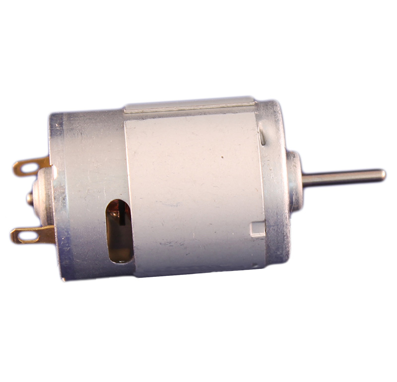 Motor Current DC, Voltage 12.00V, R.P.M. 9900rpm - ARS-380PM 25110