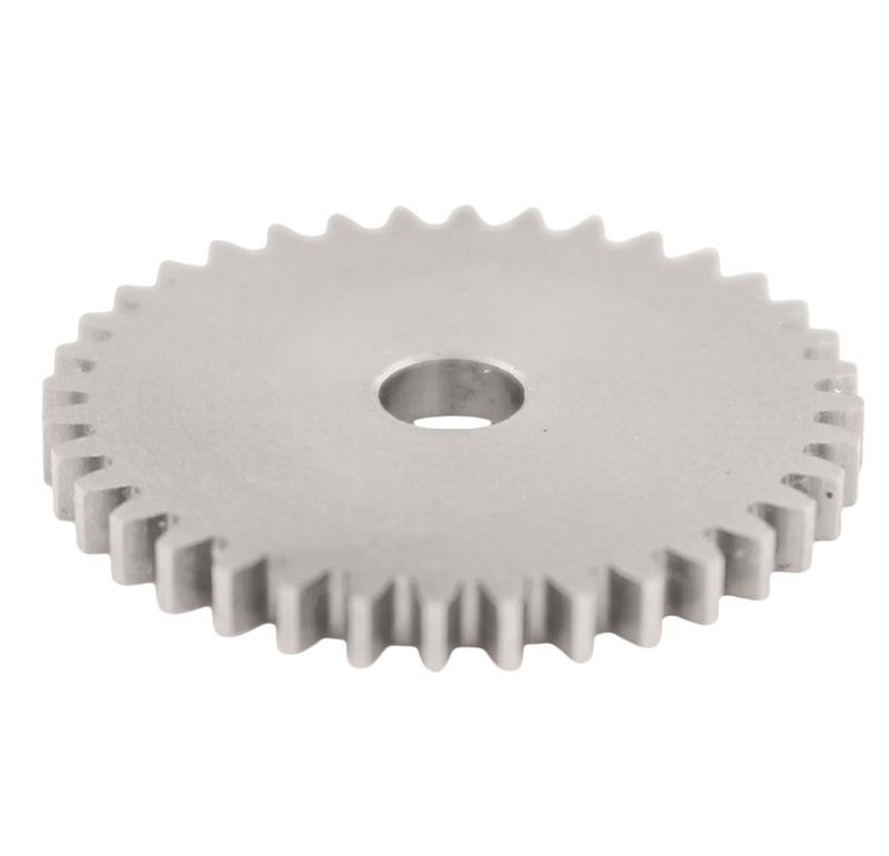 Engranaje de metal Módulo 0.600, Dientes 36Z, Forma