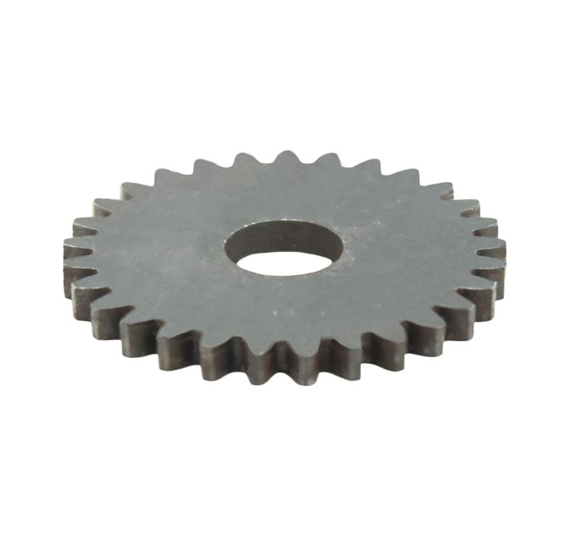 Engranaje de metal Módulo 0.750, Dientes 29Z, Forma