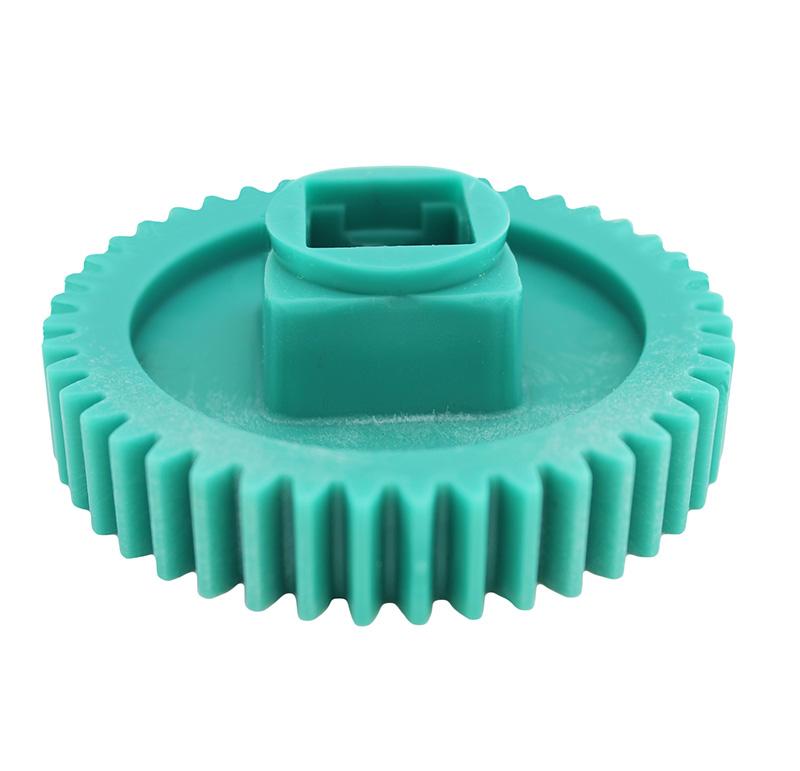 Engranaje de plástico Módulo 1.500, Dientes 44Z, Forma con bulon