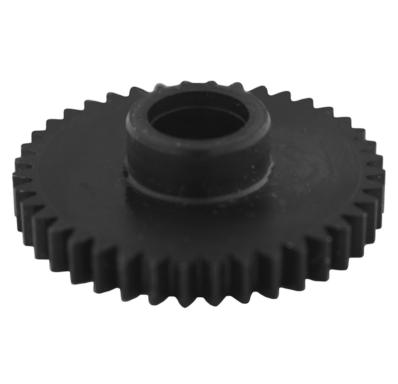 Engranaje de metal Módulo 0.750, Dientes 40Z, Forma con bulon