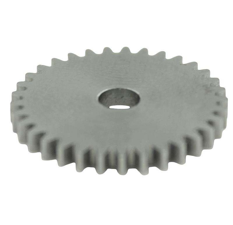 Engranaje de metal Módulo 0.600, Dientes 33Z, Forma