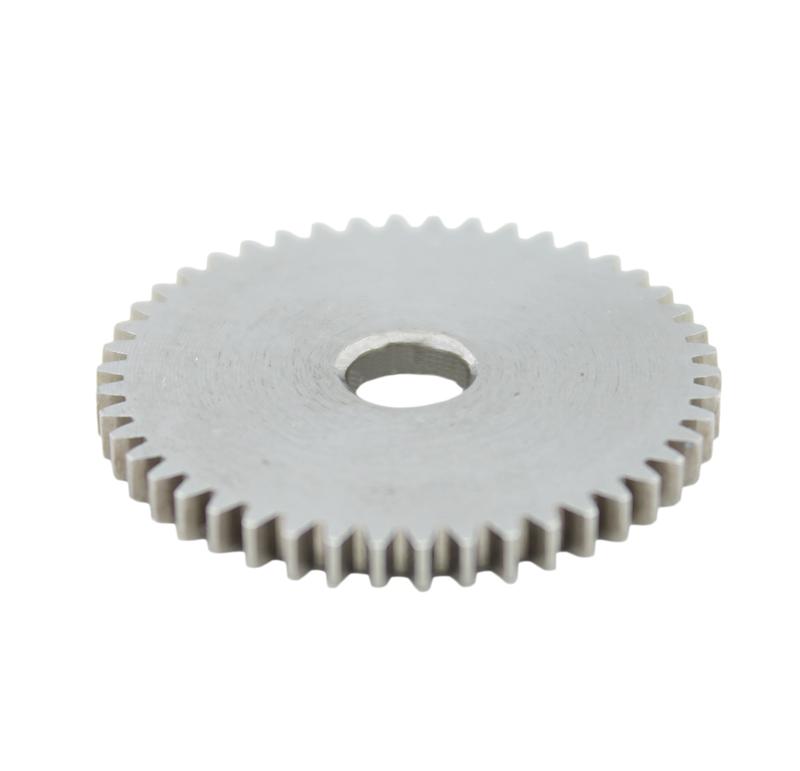 Engranaje de metal Módulo 0.500, Dientes 46Z, Forma recto