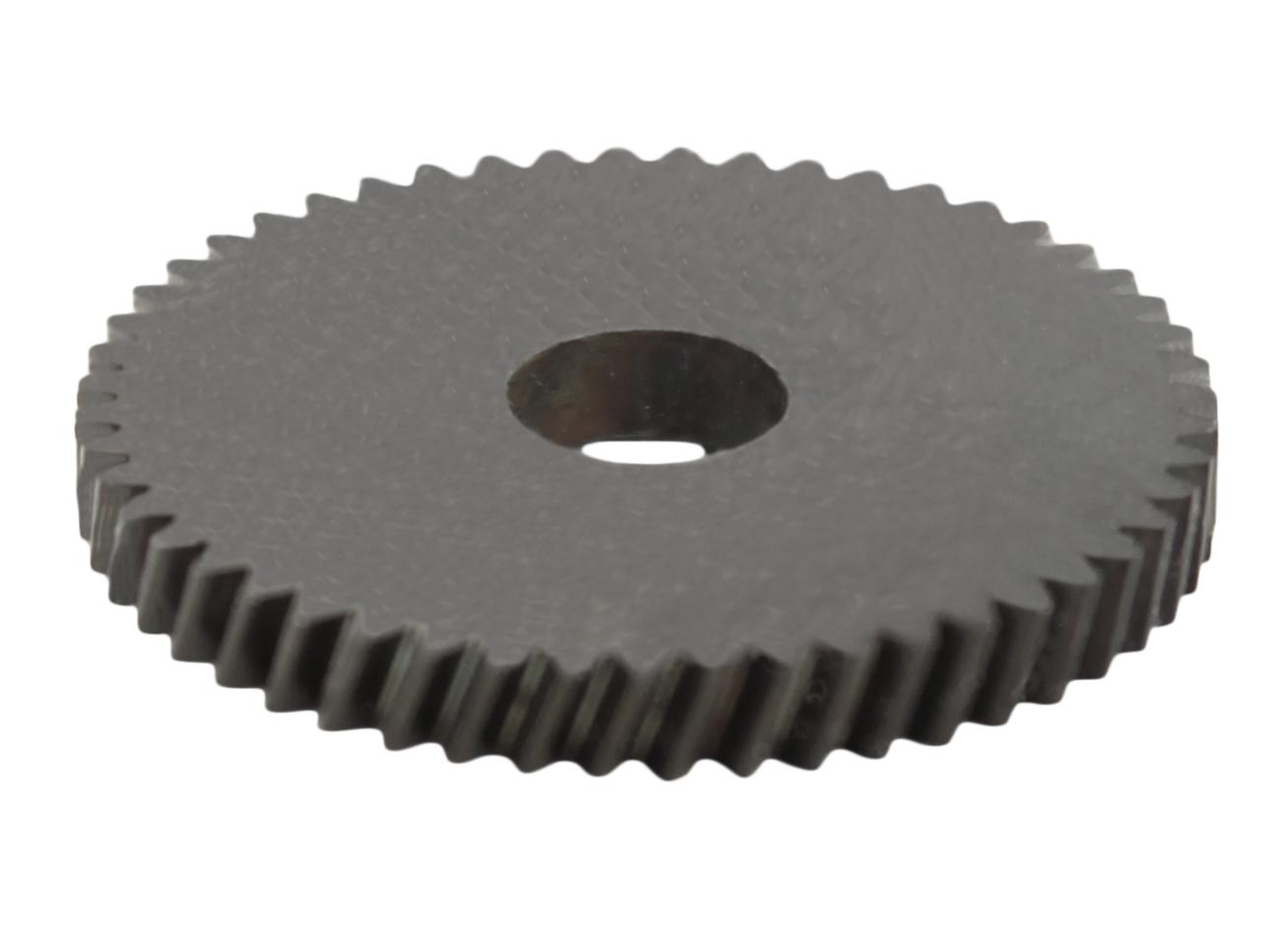 Engranaje de metal Módulo 0.400, Dientes 51Z, Forma helicoidal