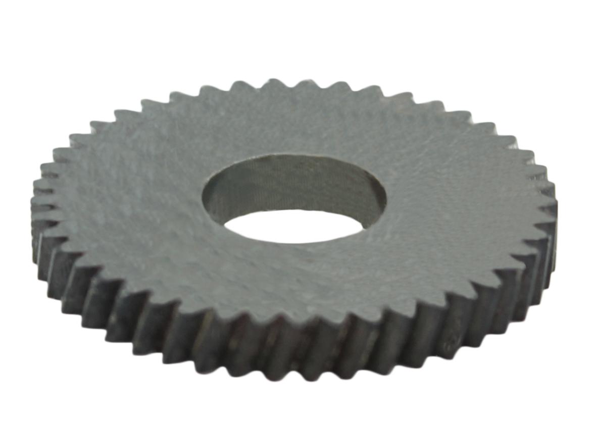 Engranaje de metal Módulo 0.400, Dientes 45Z, Forma helicoidal
