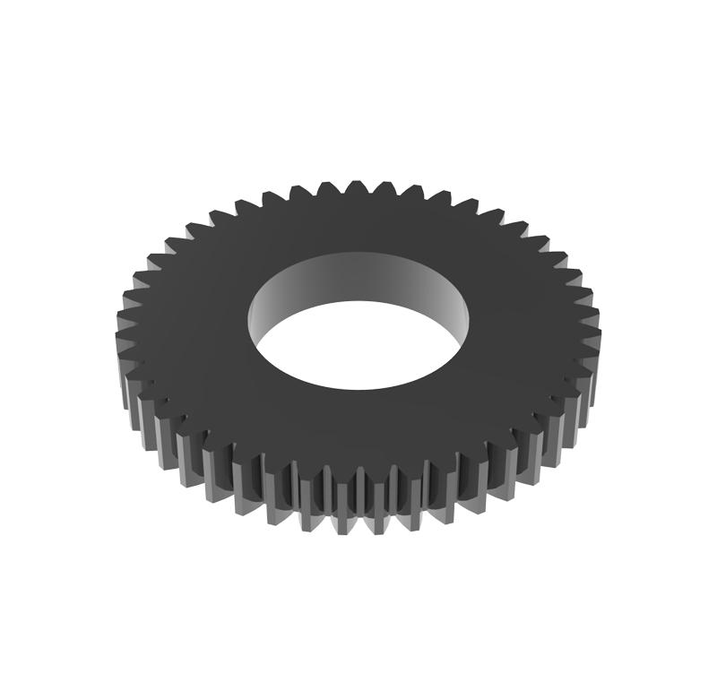 Engranaje de metal Módulo 0.400, Dientes 45Z, Forma recto