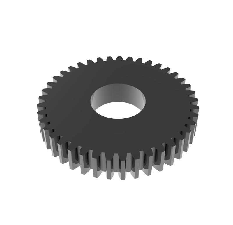 Engranaje de metal Módulo 0.750, Dientes 41Z, Forma recto