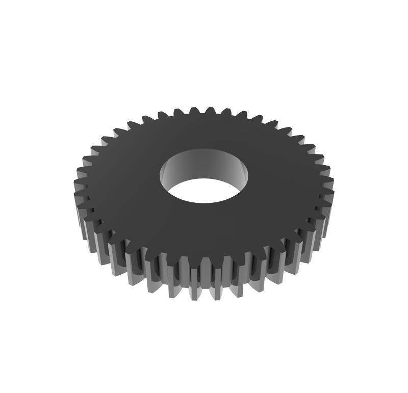 Engranaje de metal Módulo 0.750, Dientes 40Z, Forma recto