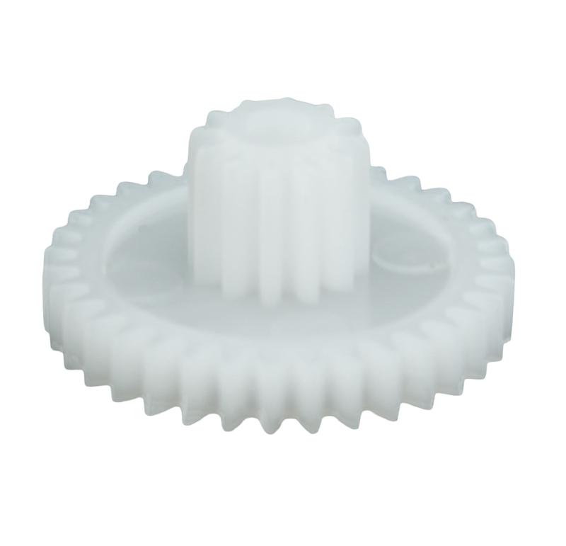 Engranaje de plástico Módulo 0.500, Dientes 35Z, Forma con piñon