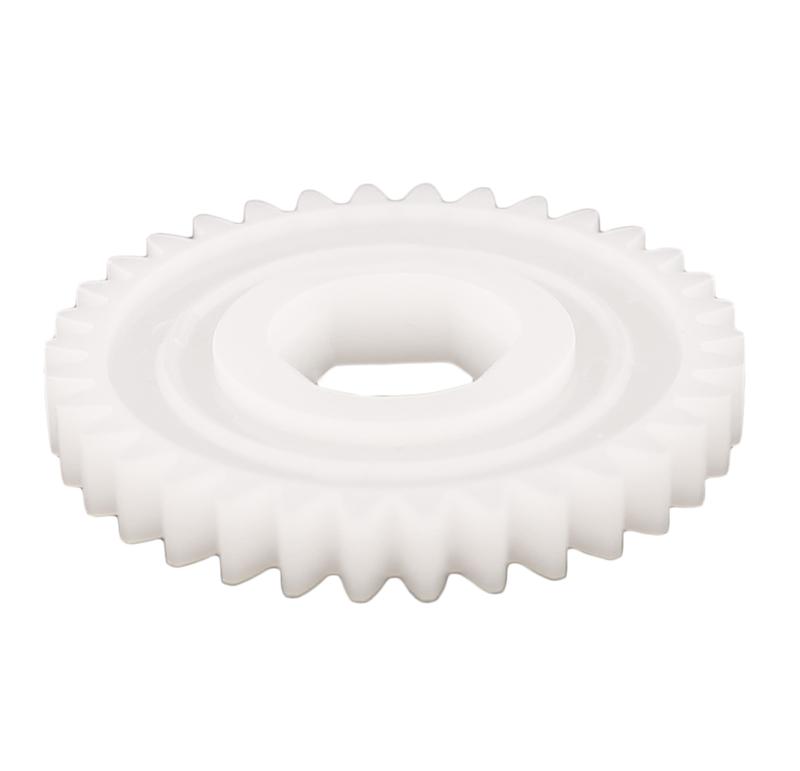 Engranaje de plástico Módulo 1.000, Dientes 34Z, Forma recto