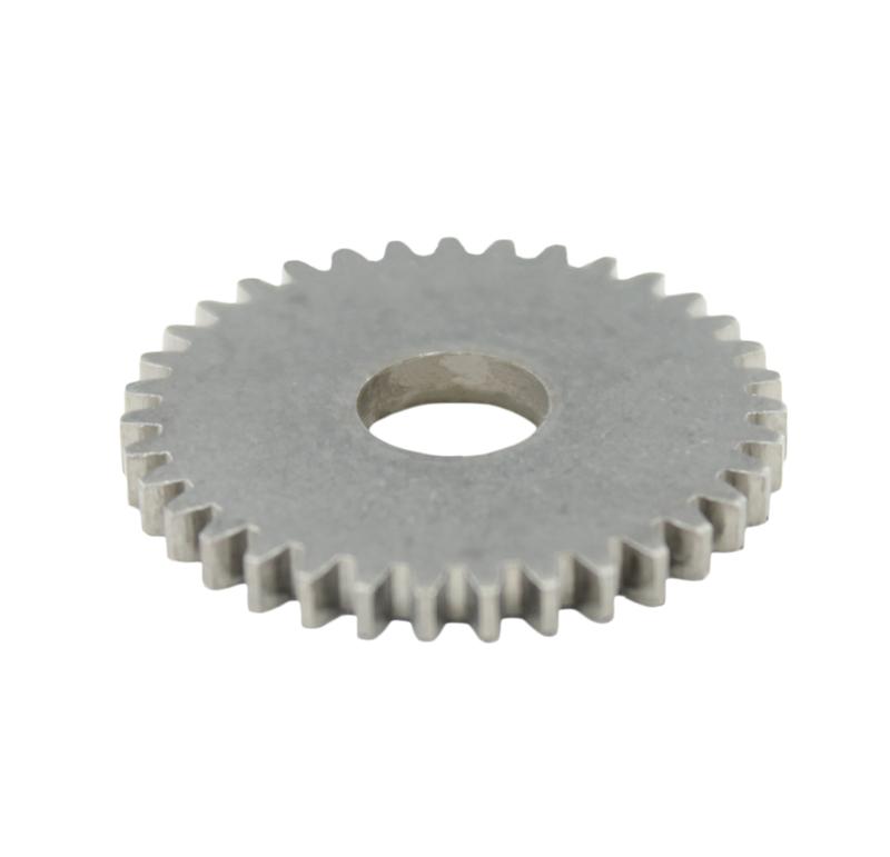 Engranaje de metal Módulo 0.500, Dientes 35Z, Forma recto