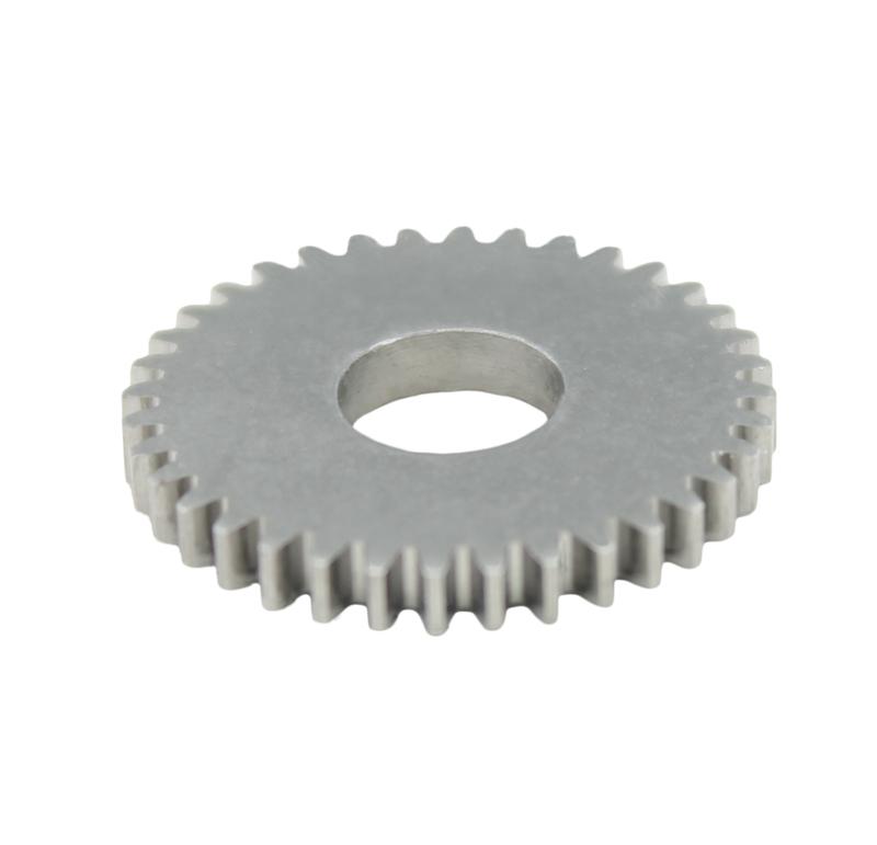 Engranaje de metal Módulo 0.500, Dientes 36Z, Forma recto