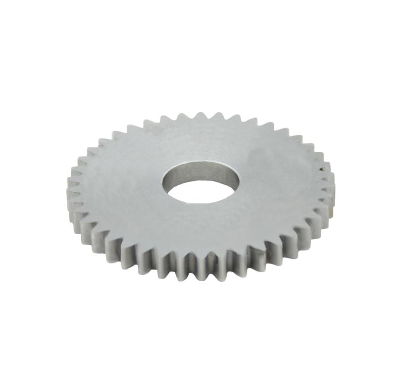 Engranaje de metal Módulo 0.500, Dientes 42Z, Forma