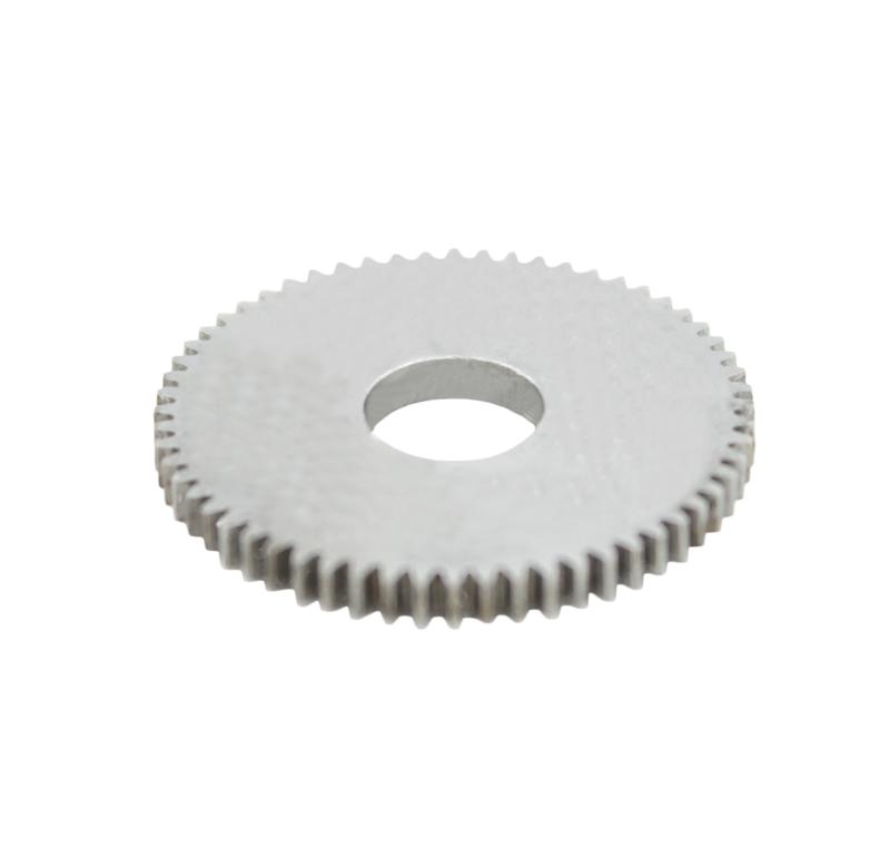 Engranaje de metal Módulo 0.300, Dientes 60Z, Forma