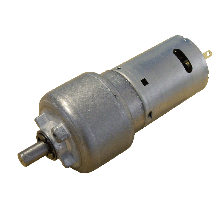 Motorreductor DC 12V 14rpm
