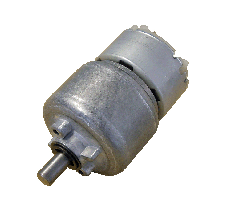 Motorreductor DC 1.5V 1.5rpm