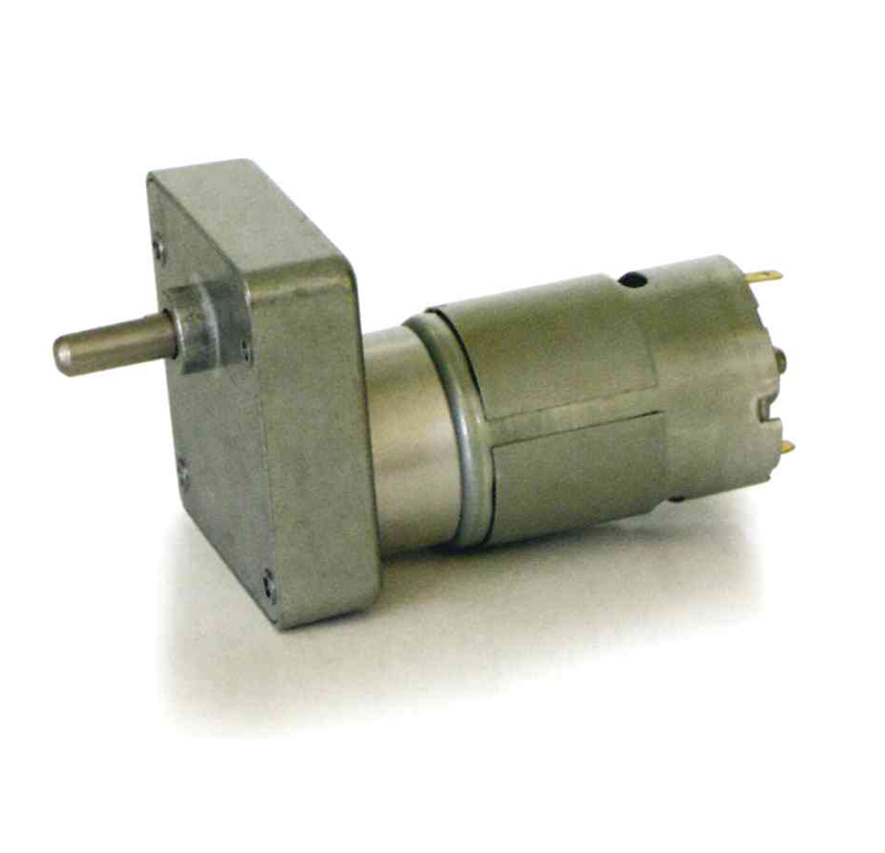 Motorreductor DC 12V 13,40rpm