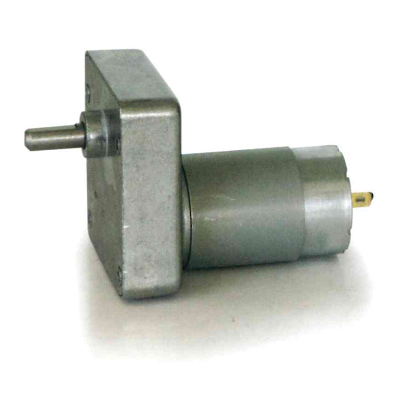 Motorreductor DC 24V 18,35rpm