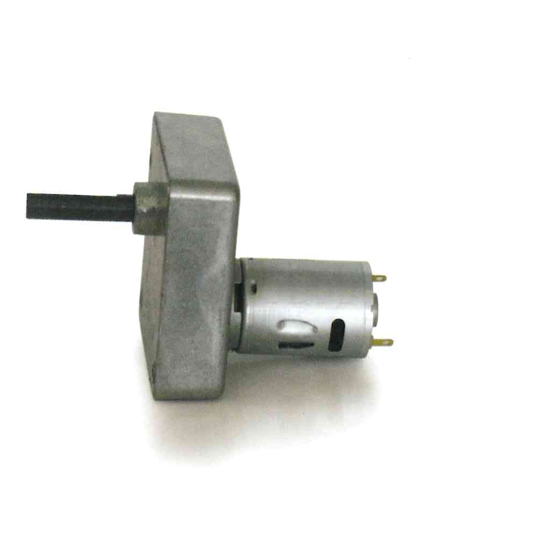 Motorreductor DC 6V 25rpm