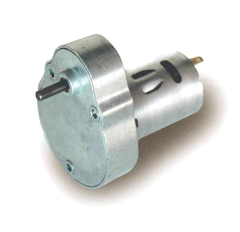 Motorreductor DC 12V 10rpm