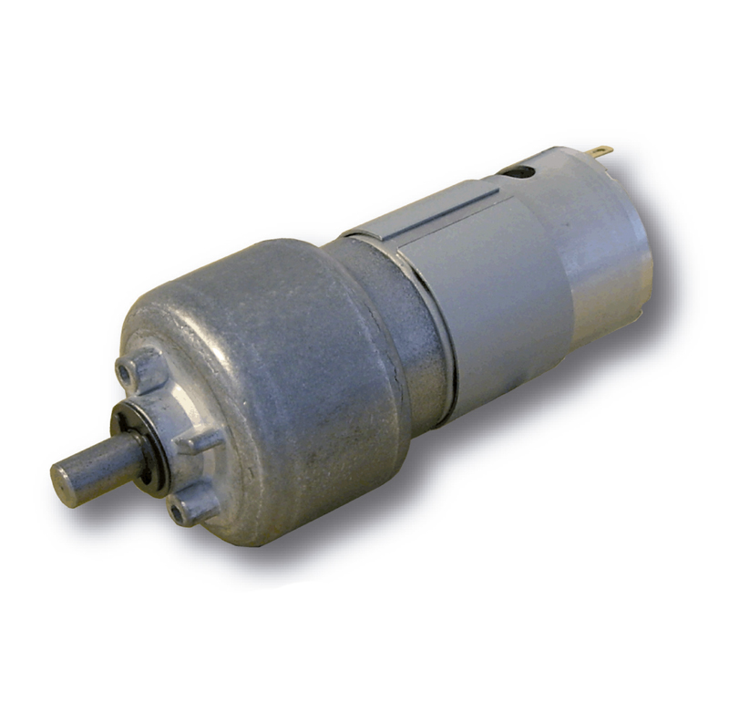 Motorreductor DC 12V 144rpm