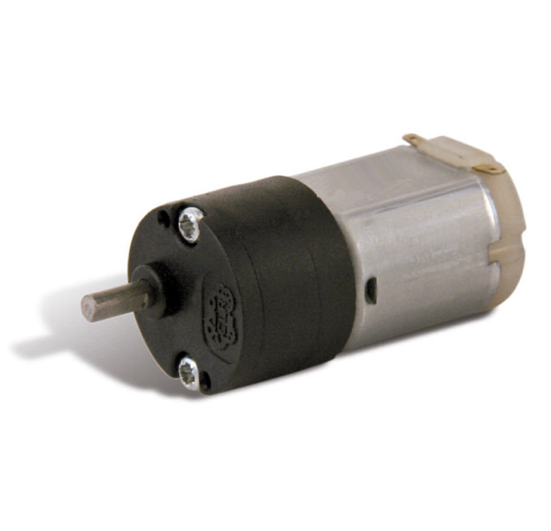 Motorreductor DC 4,5V 14rpm
