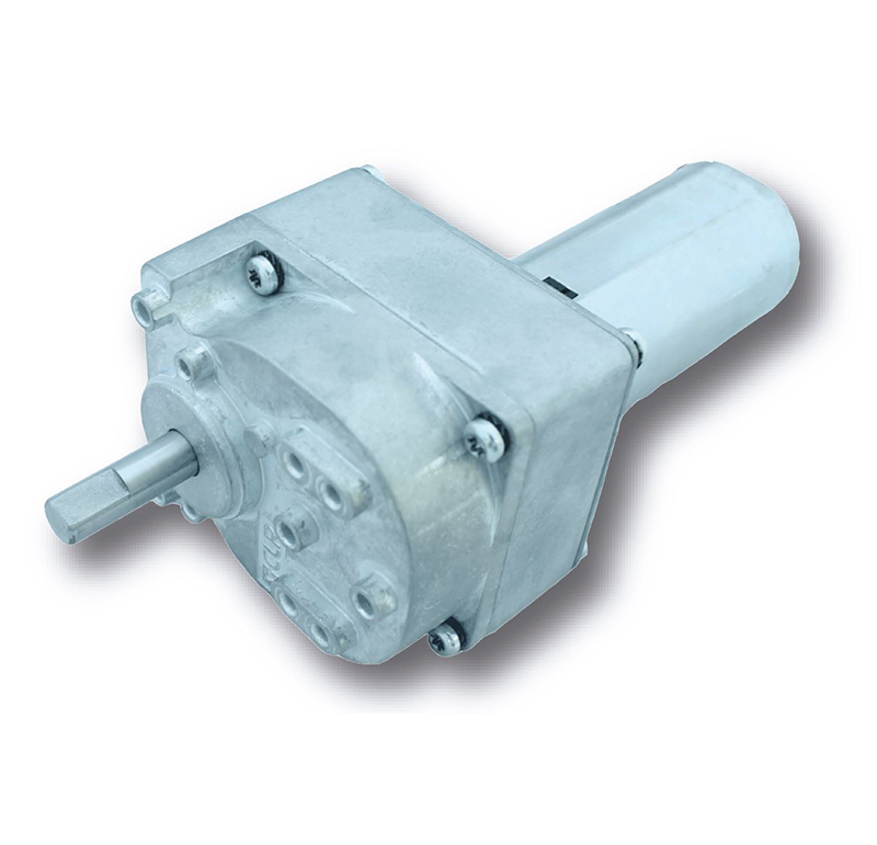 Motorreductor DC 12V 1rpm