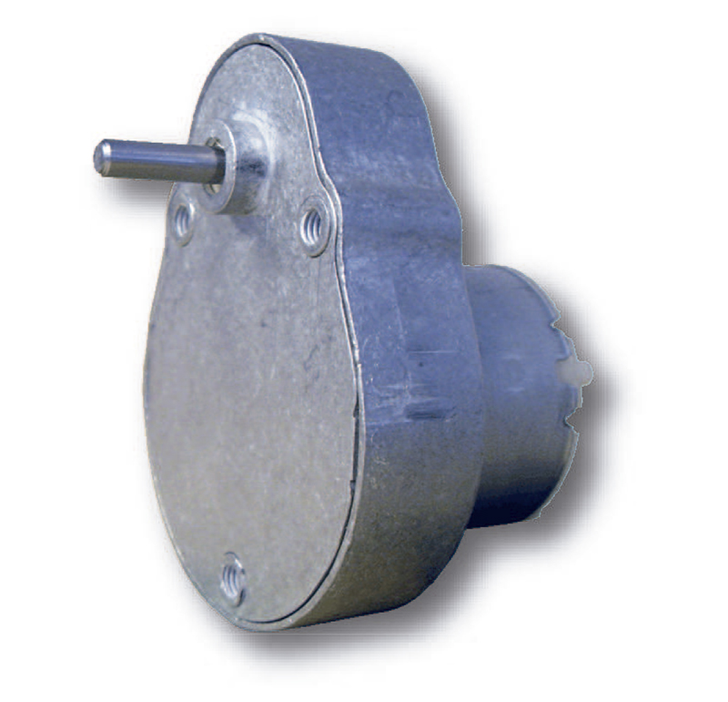 Motorreductor DC 3v 6,4rpm