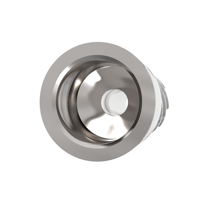 Piñón de metal Módulo 0.800, Dientes 10Z, Forma helicoidal